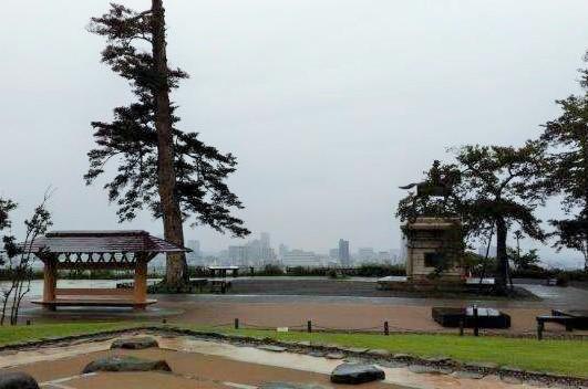 仙台の観光地|仙台城跡を早朝ランニング