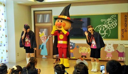 仙台アンパンマンミュージアムの料金が2割引に!