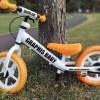 幼児用自転車GRAPHIS GR-BABYの口コミ!
