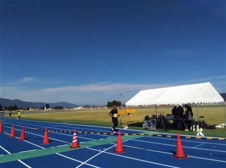 山形のフルマラソン「長井マラソン」をレポート!初・サブ4